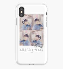 BTS/Bangtan Sonyeondan - V Photocard iPhone Case/Skin