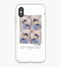 BTS/Bangtan Sonyeondan - V Photocard iPhone Case