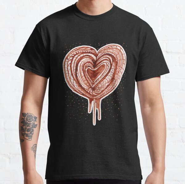 Muscular Pump (heart) drawing Classic T-Shirt