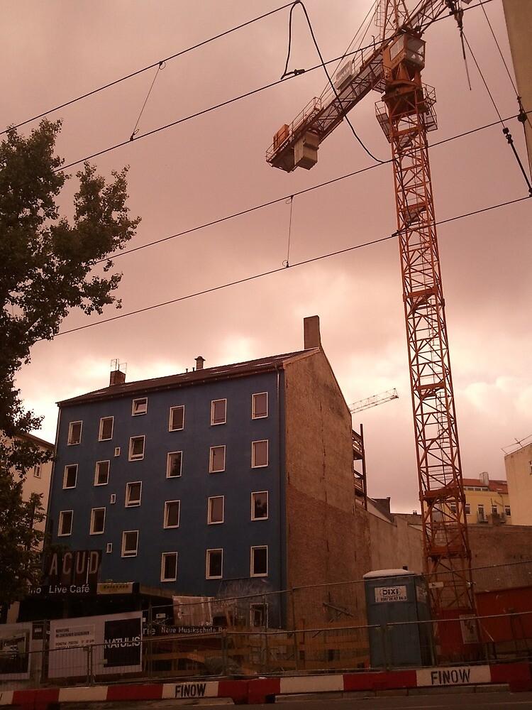 construction site in Berlin by FaithBasedPress