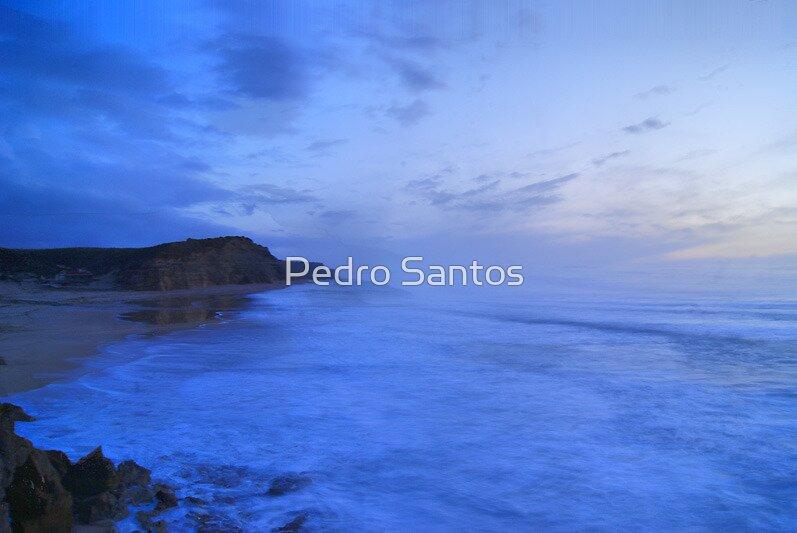 Night Blue by Pedro Santos