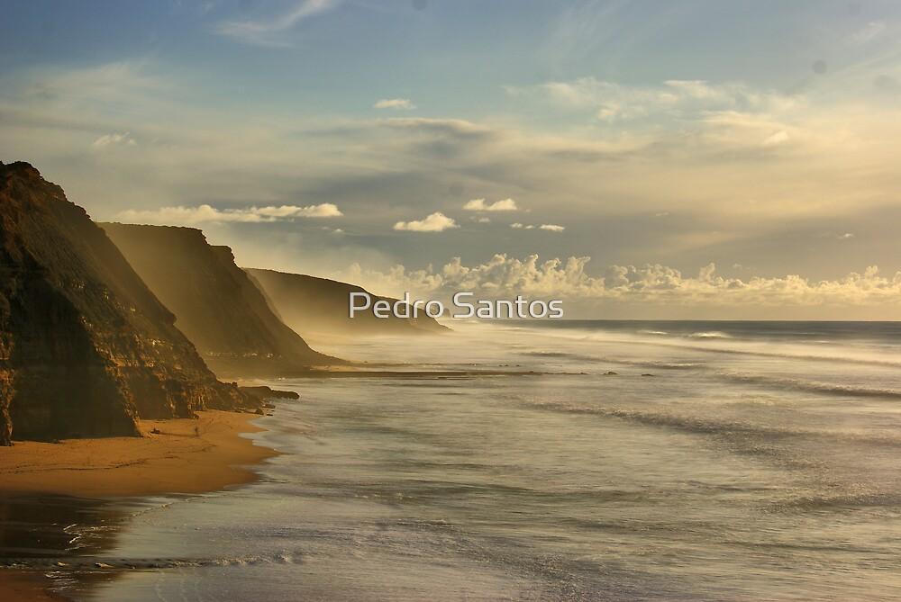 Praia do Barril - Ericeira by Pedro Santos