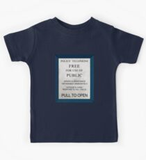 Police Box Kids Clothes