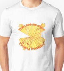 Skee Ball Hatin Unisex T-Shirt