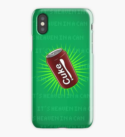 It's Heaven in a Can iPhone Case/Skin