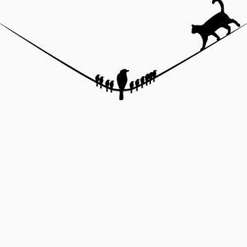 The Cat Walk Balance by k1m6erley
