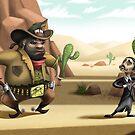 Duel!! by Tom Bradnam