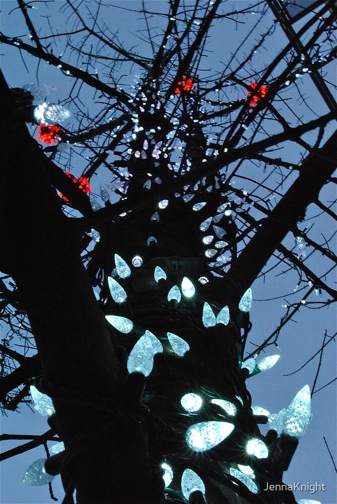 X-mas Tree by JennaKnight