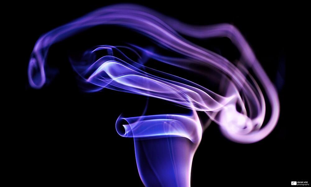 Smoke Art by danielwildi
