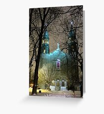 All Those Who Are Weary Greeting Card