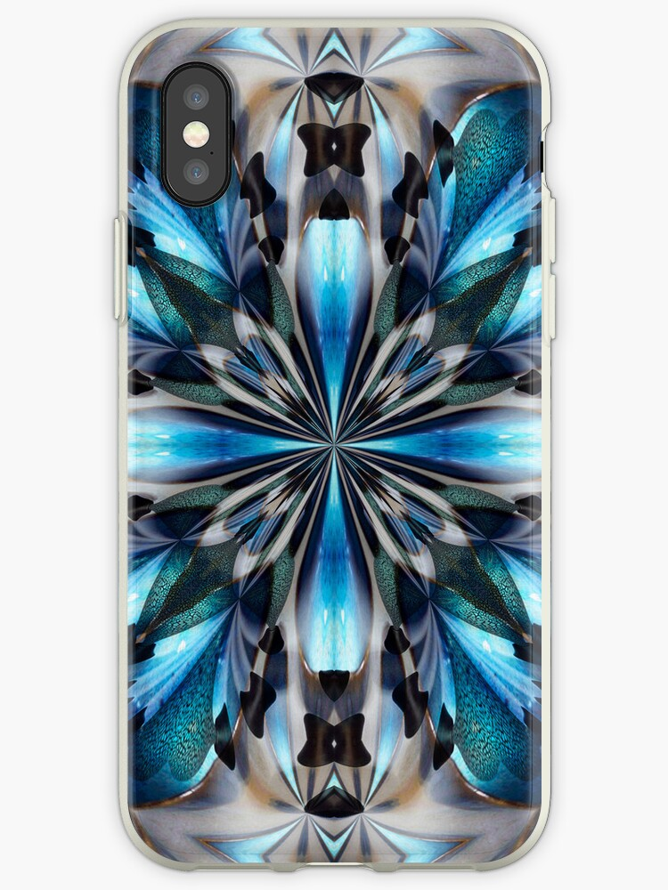 Birds and Bees and Sky and Sea_I Phone Case by Diane Johnson-Mosley