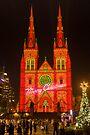 Christmas Lights 4 by Werner Padarin