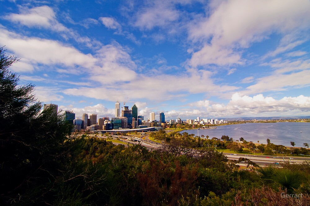 Perth - West Australia by Gerrart