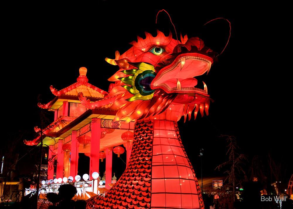 Dragon Boat by Bob Wall