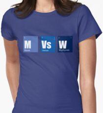 Elemental #MvsW Women's Fitted T-Shirt