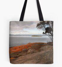 Early morning Coles Bay, Freycinet, Tasmania Tote Bag