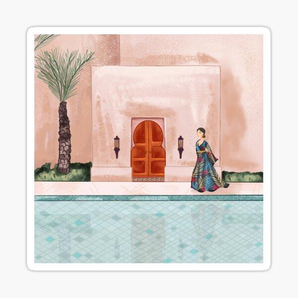 Arabian Vibes Sticker