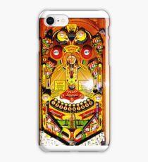 pinball machine iPhone Case/Skin