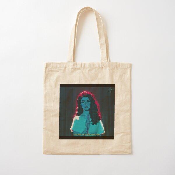 Ride Cotton Tote Bag