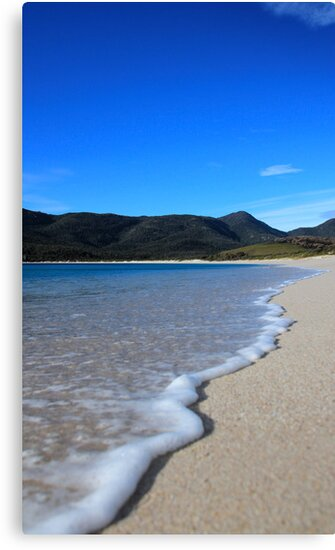Wineglass Bay - Tasmania by Renae Walton