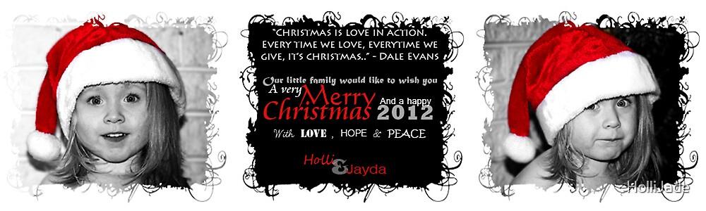 Merry Christmas :) by HolliJade