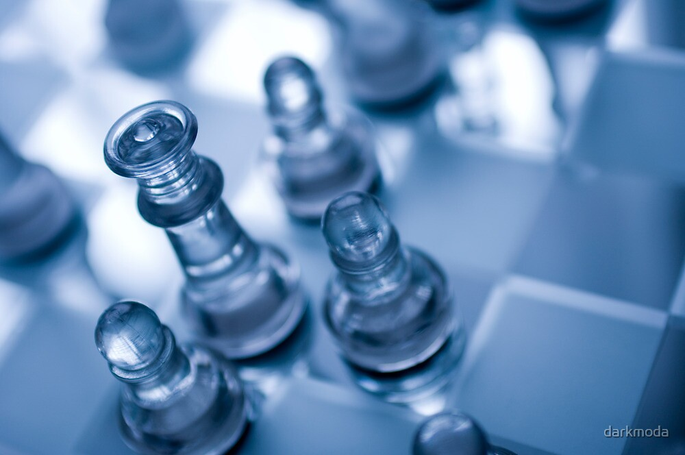 Chess by darkmoda