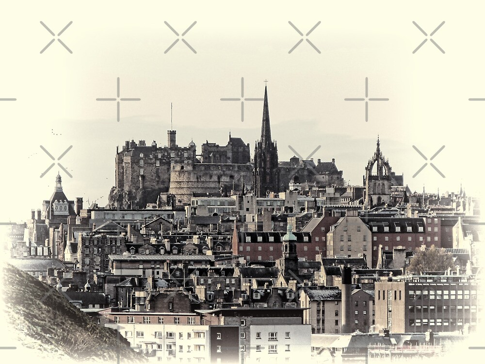 Edinburgh Edit by HJIrvine