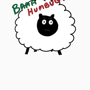 Baaa Humbug by TheClarkes