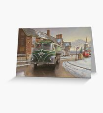 Mickey Mouse Foden, Moreton C. Cullimore Greeting Card