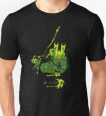 City Girl Scythe  T-Shirt