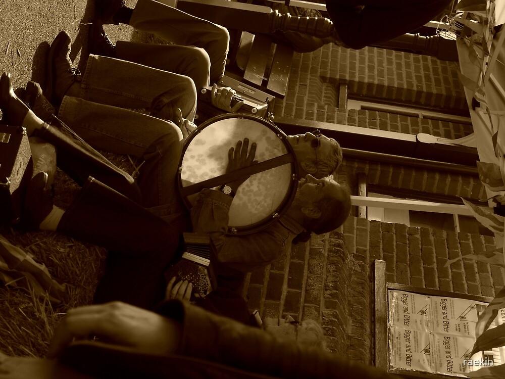 Folkestone Folk Band by raekin