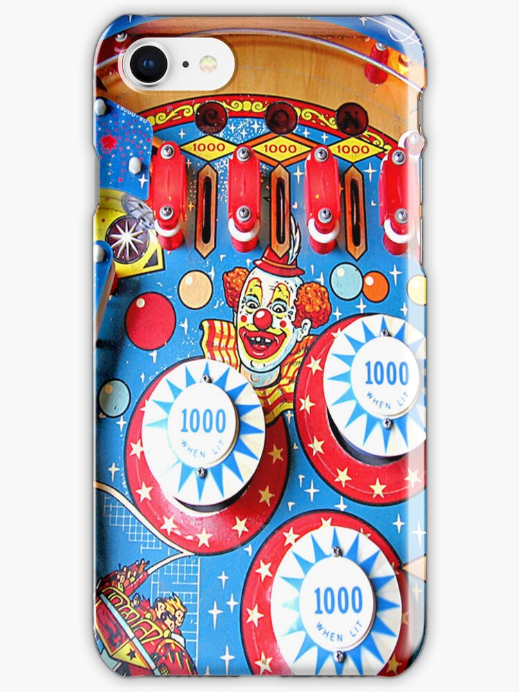 Coney Island iPhone Case3 by andytechie