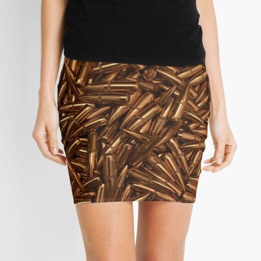 223 bullets, ammo Mini Skirt