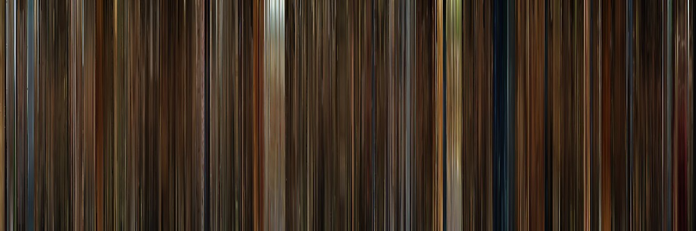 Moviebarcode: The Green Mile (1999) by moviebarcode