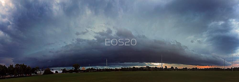 Severe Storm - December 12 2011 by EOS20