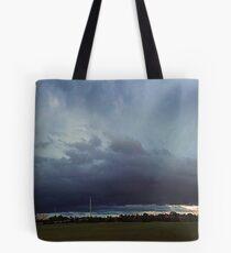 Severe Storm - December 12 2011 Tote Bag