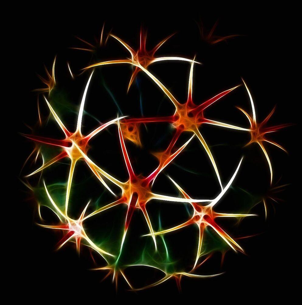 Fractal And Spherical Symmetry by Atılım GÜLŞEN