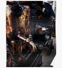 Coffee Stall Poster