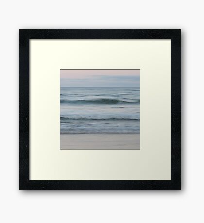 Speak to Me Framed Print