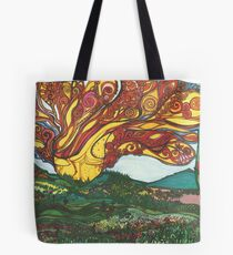 Rise With The Sun Tote Bag
