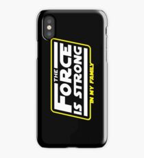 Strong In My Family iPhone Case/Skin