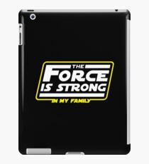 Strong In My Family iPad Case/Skin