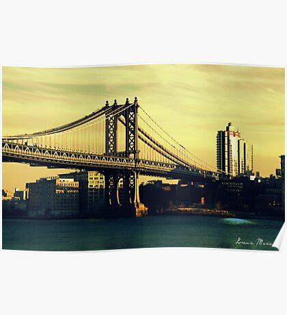 The Manhattan  Poster