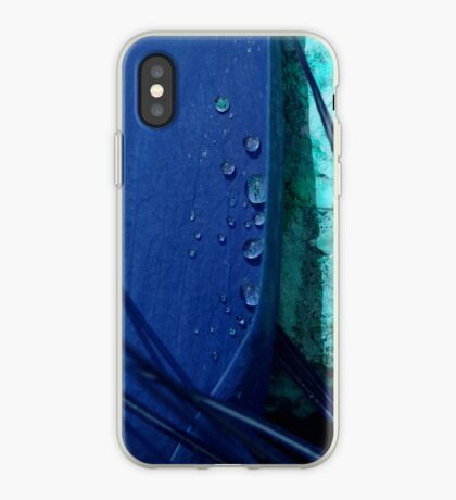 Leaf drops iPhone Case