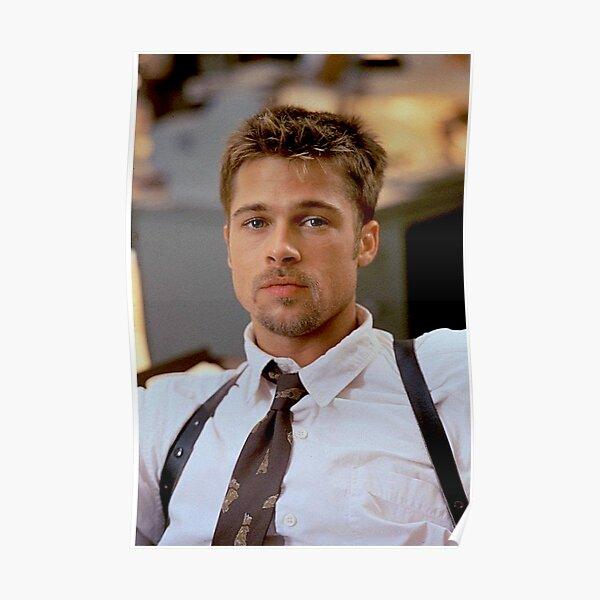 Brad Pitt 2000 Poster