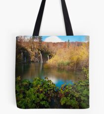 water all around Tote Bag