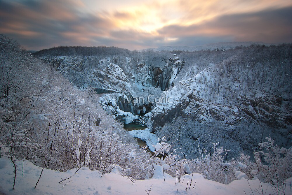 In the winter time by Ivan Coric