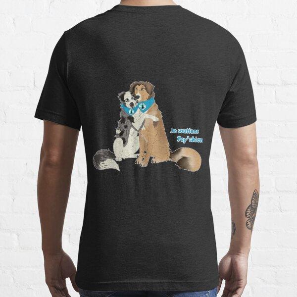 Psy'chien Câlin T-shirt essentiel