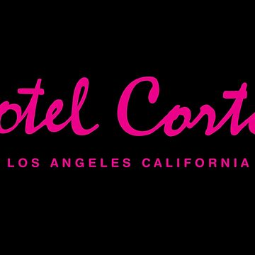 HOTEL CORTEZ Los Angeles California - Neo Noir by stutefish