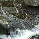 River Waterfalls by Purohit
